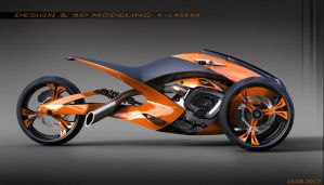 TRIKE DESIGN by konkon49