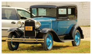 Nice Ford Model A by TheMan268