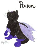 Pixien Fan Art_colored by Lily-Marie
