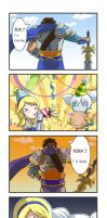 Garen's day by markou000