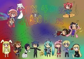 THX 4 OVER 1000 PAGEVIEWS by xCrisFujisakiDuNekox