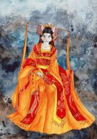 Chinese Princess by nelena