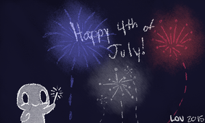 Happy Fourth of July! by You-Are-All-Great
