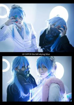 THE CHIRAL NIGHT-Diva into DMMD 03 by masato1026