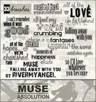 Muse Text Brushes - set 6 by RandyStoleMyKeys
