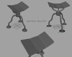 Solar Panel by NinjaDesign