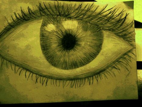 eye by toharbk