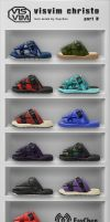 visvim christo 2 by Faychen521