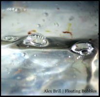 Floating Bubbles by Alex-Brill