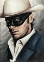 The Lone Ranger by TheTanyaDoll