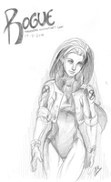 con sketch - rogue by thanoodles