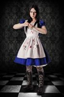 Alice Liddell 2 by LucyIeech