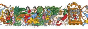 Ramayan - Part 1 ( Hindu Mythology ) by vedavyasa86