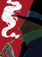 Hatter--Anastasia by thenumber42