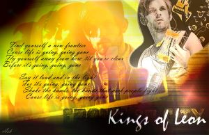 Kings of Leon by ash-110