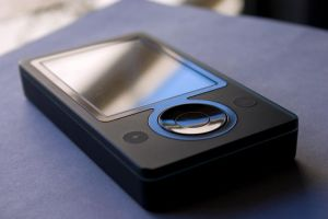 My Zune by ace10414