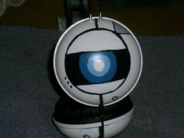 Wheatley Headphones by FullmetalDevil