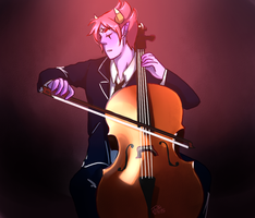 Tom Cello by gakumi