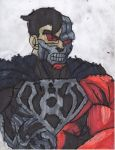 Insanity's Power: Cyborg Superman by HazardousWaste1