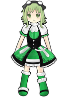 Gumi-Alchemist of Green by aristodemelugix