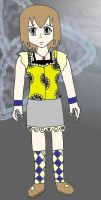 Fatal Frame OC by Midnight-Calling