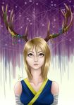 I Am the Stag by ECrystalica
