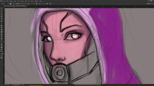 Tali Wip by Bast-Fury