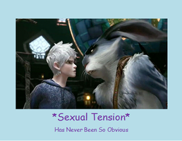 Sexual Tension by Jack-Frost12