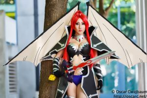 Erza: Wings by OscarC-Photography
