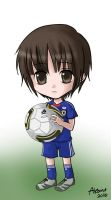 APH World Cup Chibis: Japan by akome1206
