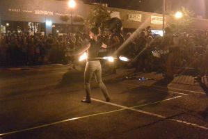 Ignite the Night Fire/Food Fest,Hula Hooping Fire by Miss-Tbones