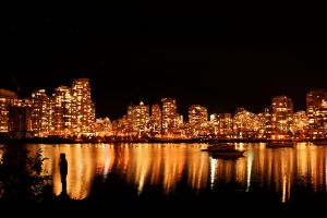 Vancouver on fire by 0ootoxiccandyoo0