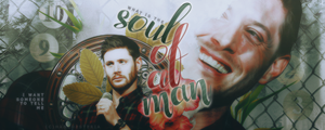 Soul of a man (Signature) by hanchesteria