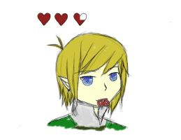 .:Eating Hearts:. by Hylian-Of-Dreamz