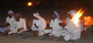Bedouins Sing by CitizenJames