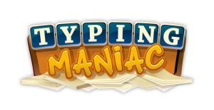 Typing Maniac Logotype by S0LANGE