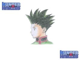 Gon by neocargalpha