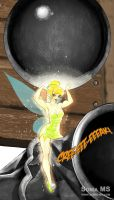 Tinkerbell  by MSonia by larafan