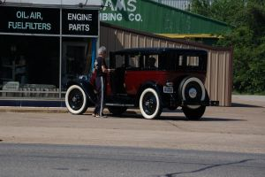 1925 Packard 2 of 2 by AquaVixie