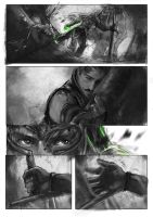 DAI magnet fanfic by Brilcrist