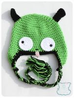 Gir Disguise Hat by moofestgirl
