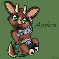 ::-Antlers Request-:: by Xx-Lord-V-xX