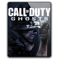 Call of Duty Ghosts Icon by dylonji