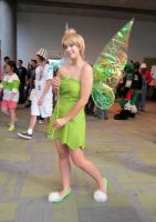 Fanime'12: Tinkerbell by theEmperorofShadows