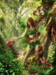 Poison Ivy by Daniel-Rocal