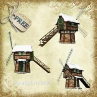 Old Mill Pack by Just-A-Little-Knotty