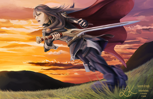Lucina by budgebuttons