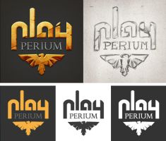 LOGODESIGN|Playperium by rena-r