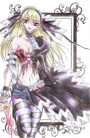 Juhaihai art works Sweet_gothic_by_juhaihai