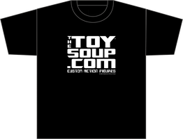 TOY SOUP TEE SHIRT coming soon by KyleRobinsonCustoms